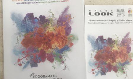 Invitaciones Salon Internacional de la Imagen y Estética Integral – Look