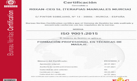 Certificación Calidad en la Formación ISO 9001